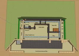 Bunker Designs 100 Underground Bunker Floor Plans Apocalypse Later Largest