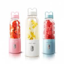 <b>Portable Blender USB</b> Rechargeable Juicer <b>Mixer</b> Machine Fast ...