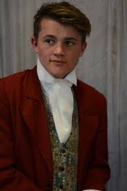 colten dunn as linton heathcliff in wuthering heights theatre of  colten dunn as linton heathcliff in wuthering heights