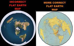 more correct flat earth map  youtube