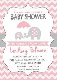 Decoracion Fiesta Baby Shower Para Niñas  De Baby Shower Elephant Themed Baby Shower For Girl