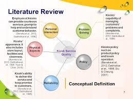The Literature Review   Matrix Editorial Services