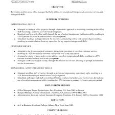 Sample Resume Military To Civilian Military to Civilian Resume Samples Dadajius 6