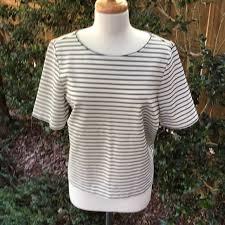 Sale Nwot Dress Striped Blouse