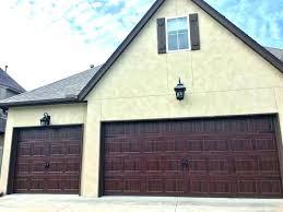 garage door does not close automatic garage door does not close garage door opener on its