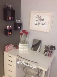 ikea diy vanity alex drawers tabletop and legs minimalist white design efficient ikea makeup vanitymakeup table