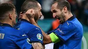 كأس أوروبا: المحاربان القديمان كييلني وبونوتشي يحسمان المعركة ضد إنكلترا -  فرانس 24