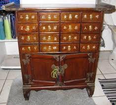 traditional korean furniture. Oriental Furniture Korean Antique Style 16 Drawer Medicine Chest - Herb Cabinet Traditional