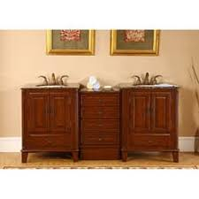 furniture sink vanity. silkroad exclusive granite top 76inch double sink vanity cabinet furniture e