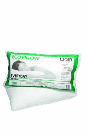 Small Picture WAM eco pillows Australia made from recycled bottles Recycled