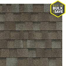 owens corning architectural shingles colors. Simple Colors Owens Corning Oakridge 328 Sq Ft Driftwood Laminated Architectural Roof  Shingles Inside Colors G