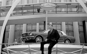 The Business Philosophy of the Man Who Brought Us the Mustang–and the Edsel  - The Atlantic