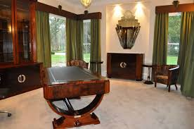 deco office. Art Deco Office -