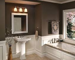 What type of paint for bathroom Black What Type Of Paint For Bathroom Amazing Brown Tile Bathroom Paint Bathroom Wall Lighting Category Bath Vanity Room Type Bathroom Paint Type For Bathroom Korisnisavjetiinfo What Type Of Paint For Bathroom Amazing Brown Tile Bathroom Paint