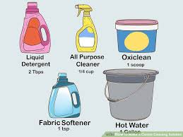 How to Make a <b>Carpet Cleaning</b> Solution (with Pictures) - wikiHow