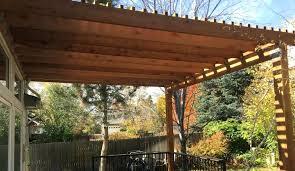 attach pergola to deck custom brown pergola cover a deck attached to house attach pergola to deck building
