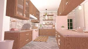 Linen Kitchen Bloxburg Diy House Plans House Design Kitchen Home Building Design