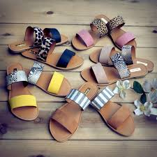 Custom Design Threads Jane Footware Custom Design Threads Summer Sandals