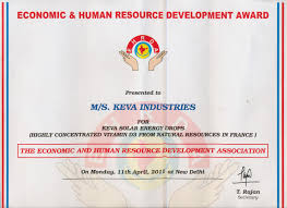 Awards Certificates Kevaindia Business