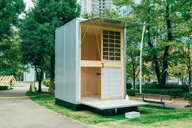 Small Picture Muji Joins the Tiny House Trend with 25000 Pre Fab Huts
