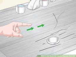 image titled get scratches out of a stainless steel sink step 2