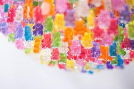 1000 ideas about gummy bears on gummy bear cakes chandelier gummy