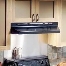 kenmore stove black. kenmore black 30 in. convertible range hood model #52059 stove