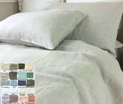 natural linen duvet cover image 0 canada hotel collection king nz