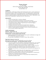 Testing Resume Sample Mobile Testing Resume Software Testing