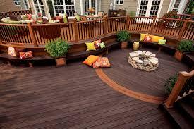 Deck Design Tool Curve Decking Patio Composite Exterior Design Wonderful Trex