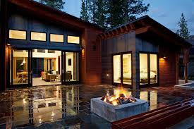 Brilliant Mountain Home Exterior Lighting  For Your Home - Mountain home interiors