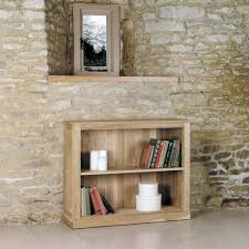 baumhaus mobel solid oak hidden home office mobel oak low bookcase baumhaus aston oak hidden