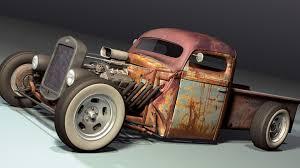 Vehicles - Rat Rod Wallpaper   rat rods   Rats, Rusty cars, Monster ...