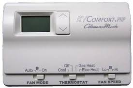 coleman digital wall thermostat for basement heat pump 6536a3351 6536a3351 coleman digital basement heat pump thermostat