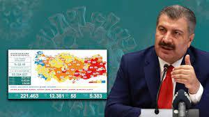 Son Dakika 24 Temmuz koronavirüs tablosu açıklandı ! Bir günde 12 bin 381  yeni vaka