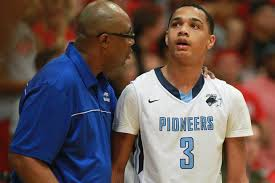 The high school team Freddie Banks coaches runs like his old UNLV teams;  two wins away from state title - High School Sports News -