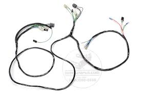 scout ii headlight wiring harness 71 78 international scout headlight wiring harness 71 78