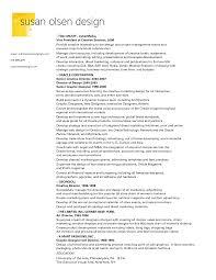 Graphic Design Resumes Examples Graphic Design Resume Sample