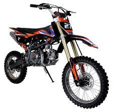 125cc dirt bike 4 speed manual kick start db 27