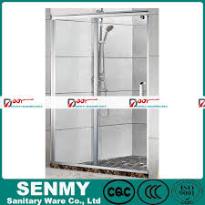 47 three panel sliding shower door panel sliding shower door 3 sided shower enclosure 3 panel kadoka net