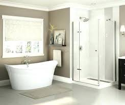 bathtub bathtubs marble fiberglass plastic composite wall surround maax tub kit 4 piece shower avenue alcove