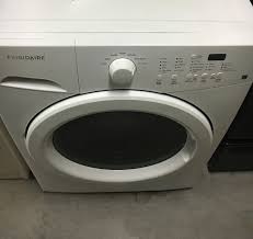 Best Price On Front Load Washer And Dryer Frigidaire Front Load Washer White 99 Cents Appliance Solutions