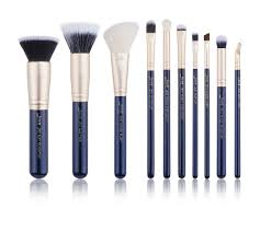 details about new 10pcs best makeup brushes set jessup face eye lip blush cosmetic brush kit