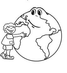 Small Picture Make the Earth a clean place to live coloring page Download Free