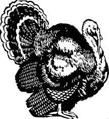 wild turkey clipart black and white. Exellent Black Turkey Clipart Black And White Thanksgiving  Image  Royalty Free Stock To Wild Turkey Clipart Black And White I