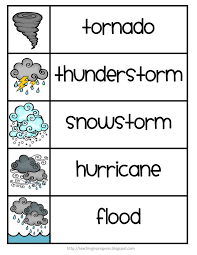 weather | Writing A Book | Pinterest | Weather, Preschool weather ...