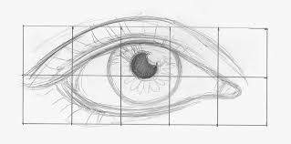 drawing eyes demo step 1 lee hammond how to draw features for