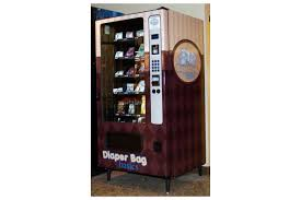 Diaper Vending Machine Awesome Diaper Bag Such A Smart Idea Unique Vending Machines Pinterest