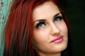 Dievča Zvádzanie Ryšavé Vlasy Fotografia Zdarma Na Pixabay