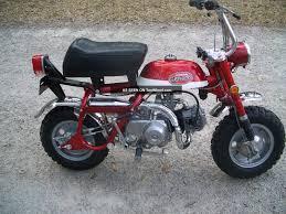 starting a restoration project honda ct70 minibike ar15 com